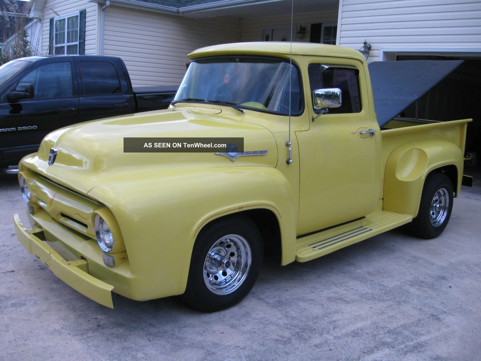 1956 Ford F100 Pickup Older Restoration F-100 photo