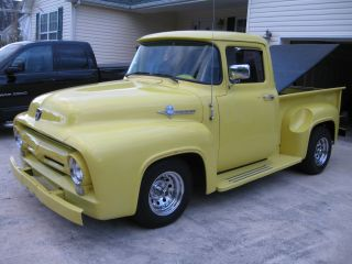 1956 Ford F100 Pickup Older Restoration photo