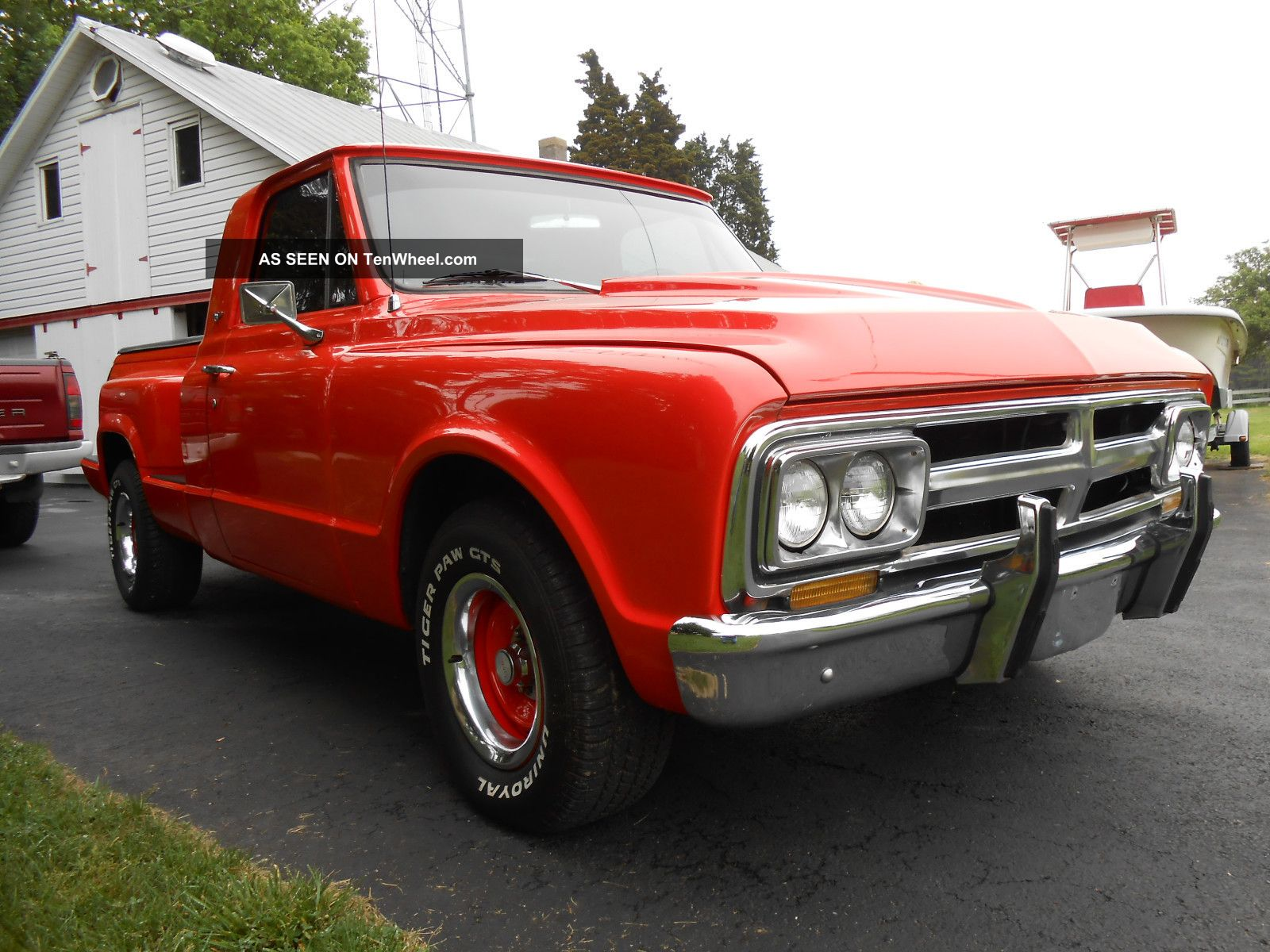 1971 Chevy Gmc Pickup 1 / 2 Ton,  Big Block. . . Other Pickups photo