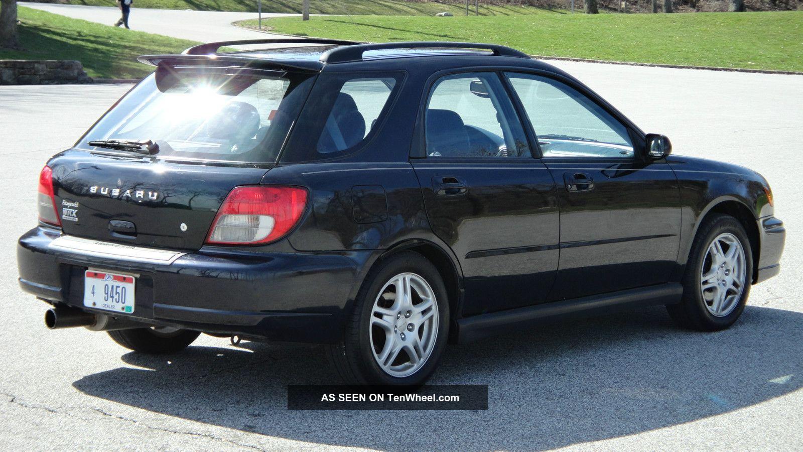 2003 subaru impreza wrx sport wagon 4 dr 2 0l turbo awd. Black Bedroom Furniture Sets. Home Design Ideas