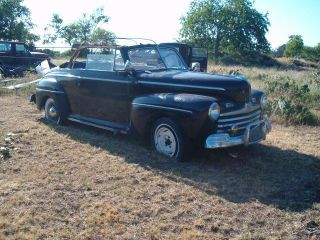 1946 Ford Convertible photo