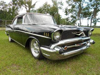 1957 Bel Air 396,  4 Speed photo