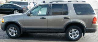 2003 Ford Explorer Xlt Sport Utility 4 - Door 4.  0l photo
