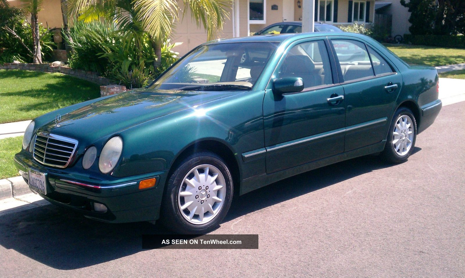 2001 mercedes e320 for 2001 mercedes benz e320