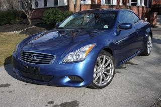 2010 Infiniti G37s - Hardtop Convertible - Sport Coupe photo