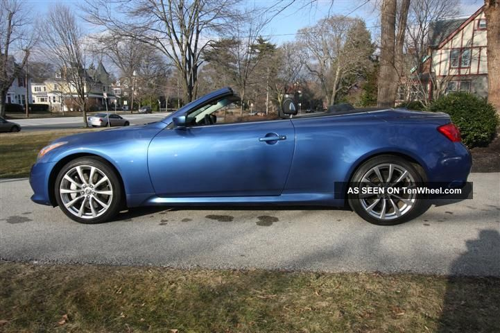 2010 infiniti g37s hardtop convertible sport coupe. Black Bedroom Furniture Sets. Home Design Ideas
