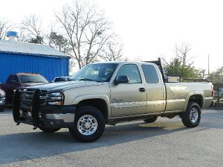 2004 Chevrolet Silverado 2500hd Duramax Diesel Allison Transmission Long Bed photo