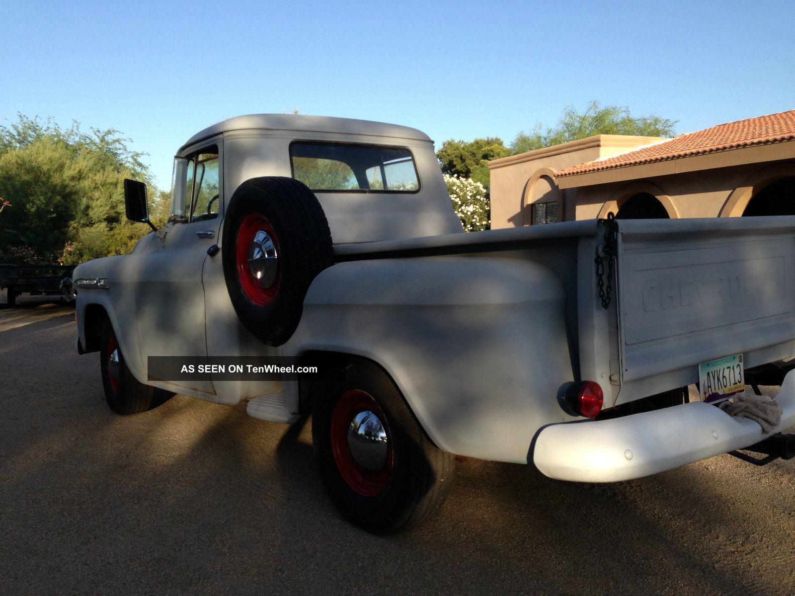 1959 Chevrolet Apache 3100 Other Pickups photo