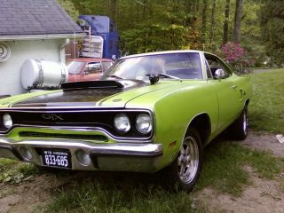 1970 Plymouth Gtx Clone photo