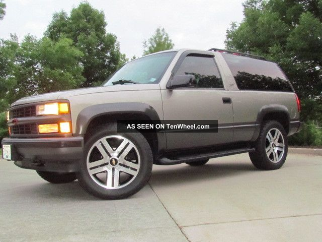 1999 chevy 2 door 2wd tahoe for sale autos post. Black Bedroom Furniture Sets. Home Design Ideas