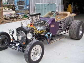 1922 T - Bucket (all Ford) photo
