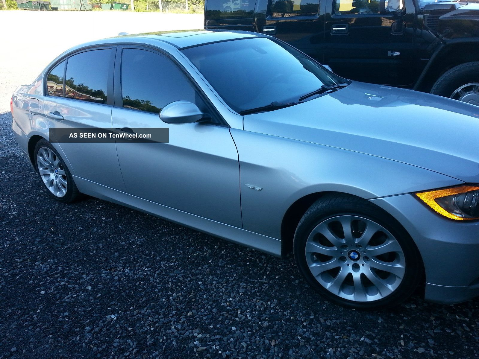 2008 Bmw 328xi Base Sedan 4 - Door 3.  0l Sport Package Awd 3-Series photo