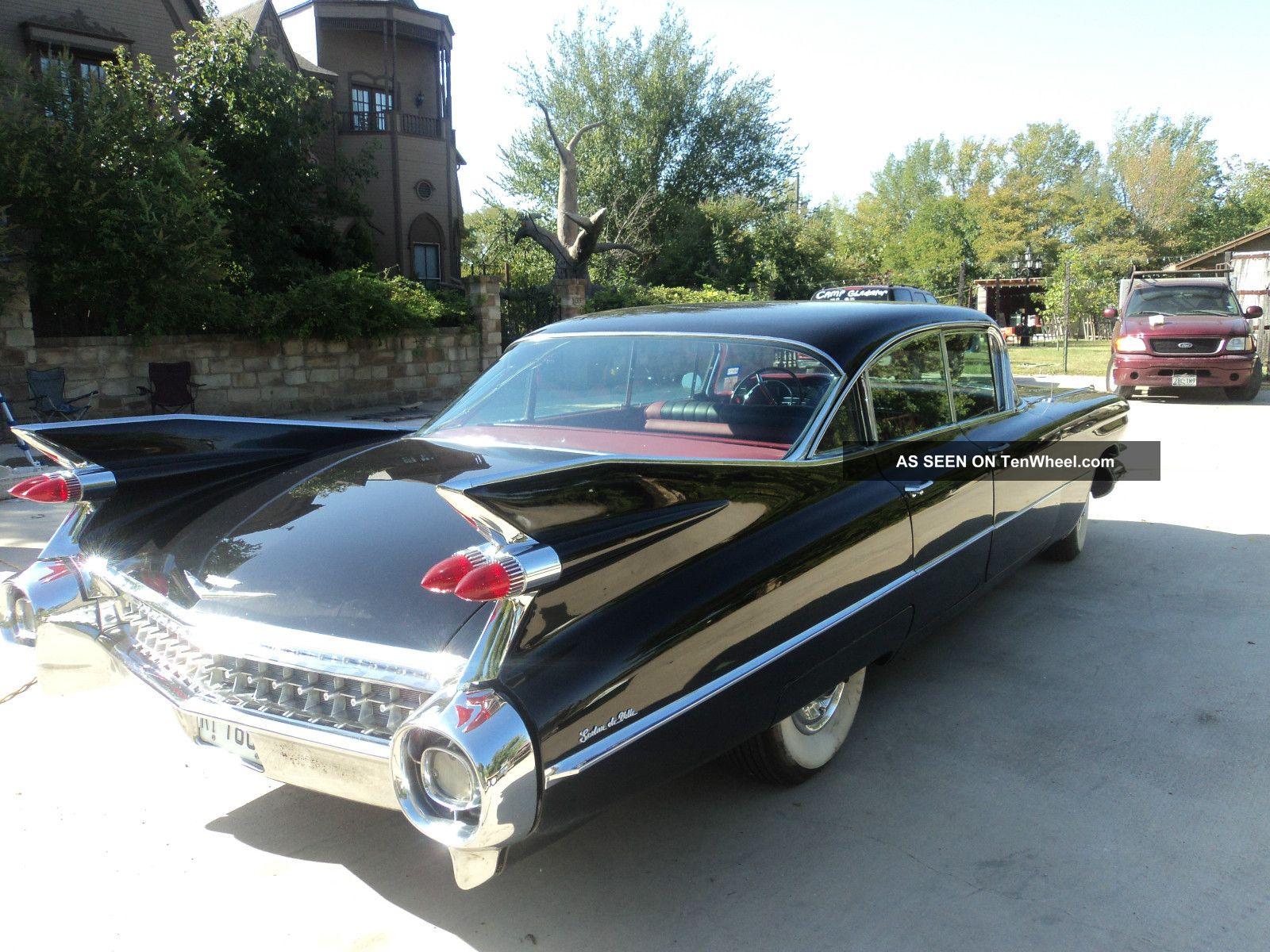 1959 Cadillac Deville DeVille photo
