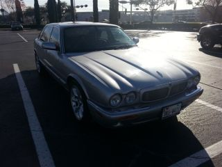 2002 Jaguar Xjr Base Sedan 4 - Door 4.  0l photo