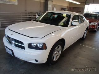 Dodge Charger 2010 - 2.  7l V6 Dohc 24v Mpi - 4 Speed Auto - 6 - Cylinder Gas photo