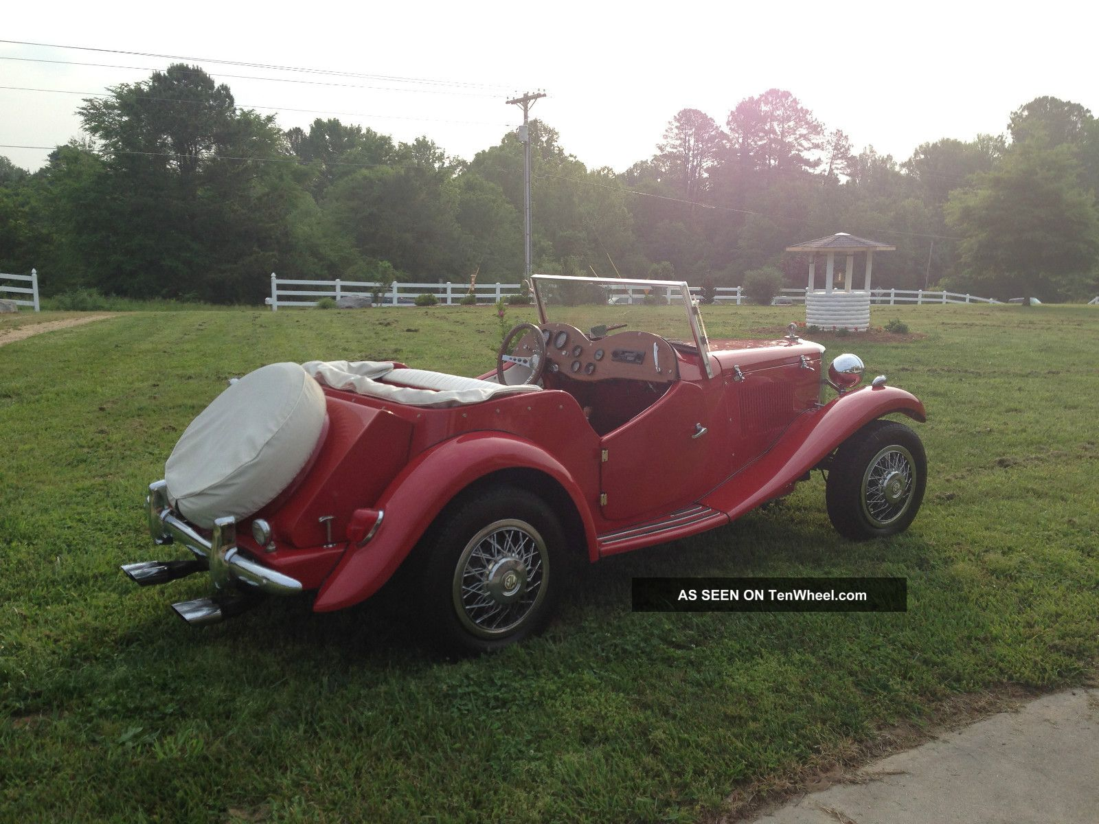 1954 Mg - T Reproduction T-Series photo