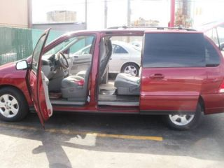 2004 Ford Freestar Ses Mini Passenger Van 4 - Door 3.  9l photo