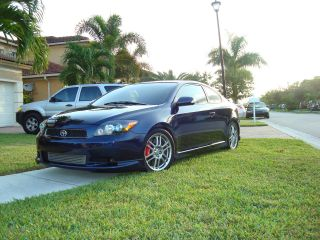 Scion Tc 2006 Turbo 440 Wheel Horsepower photo