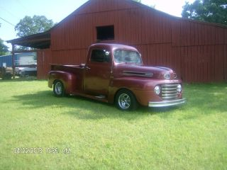 1949 Ford F1 350 Engine And 350 Turbo Transmission photo