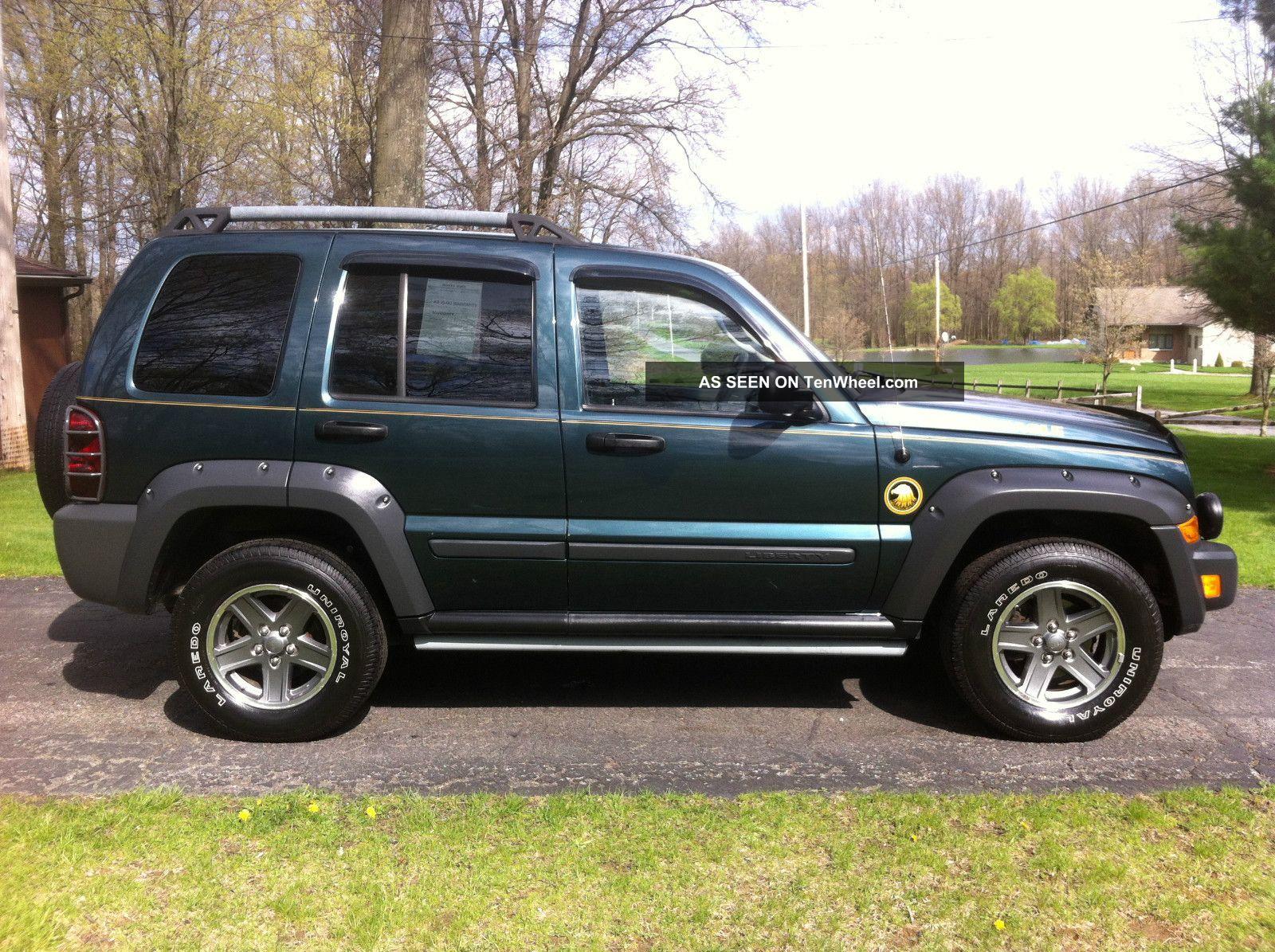 2005 jeep liberty renegade sport utility 4 door 3 7l. Black Bedroom Furniture Sets. Home Design Ideas