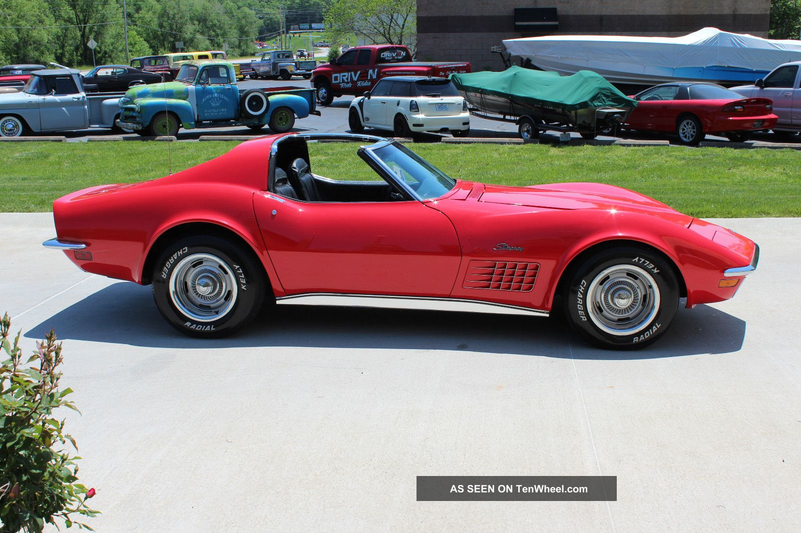 1971 chevrolet corvette stingray 350 v8 ps pb pw s match ac t. Cars Review. Best American Auto & Cars Review