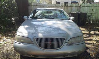 1998 Lincoln Mark Viii Lsc Sedan 2 - Door 4.  6l photo