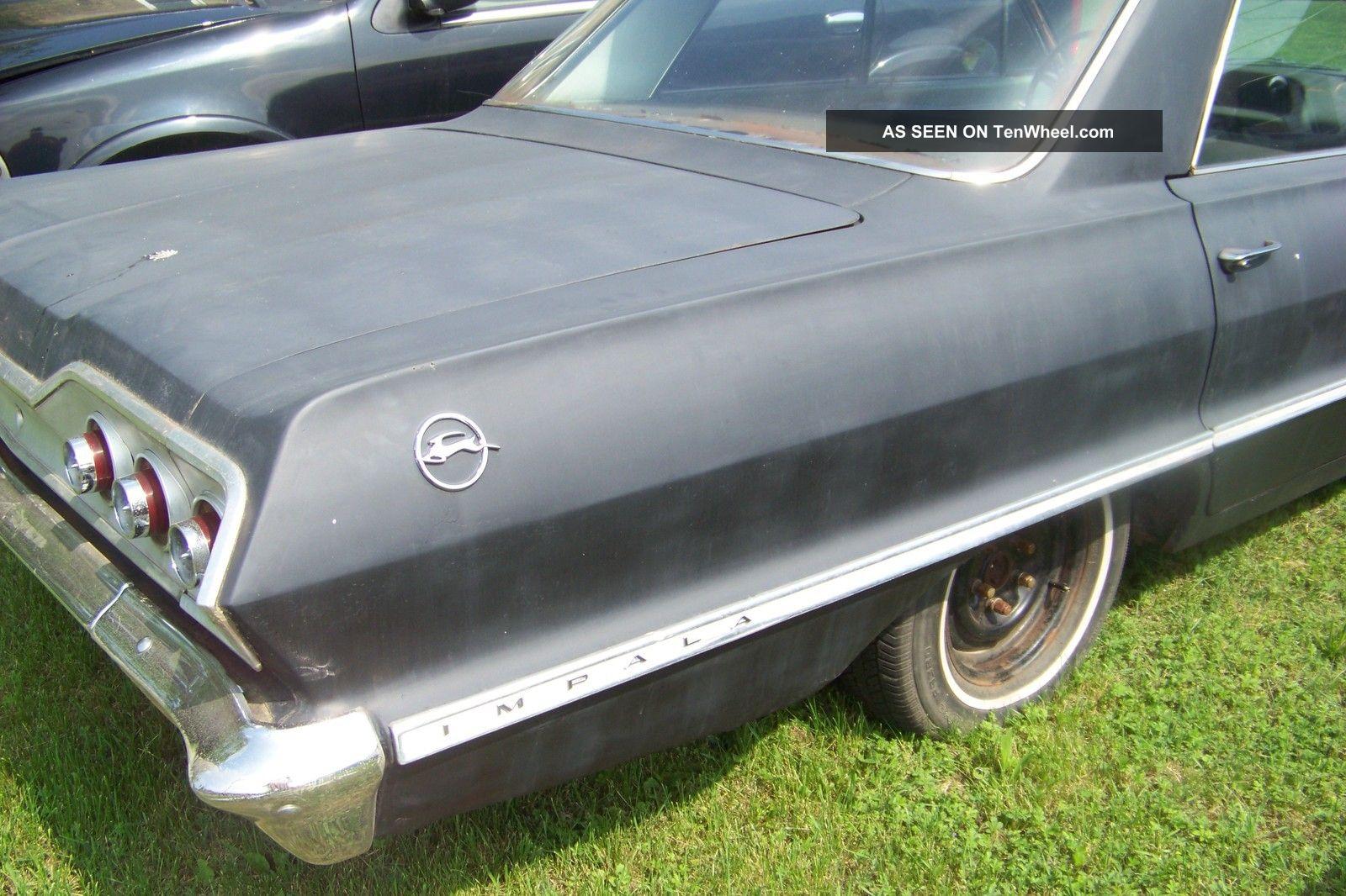 1963 chevy impala 4 door sport sedan impala photo 11