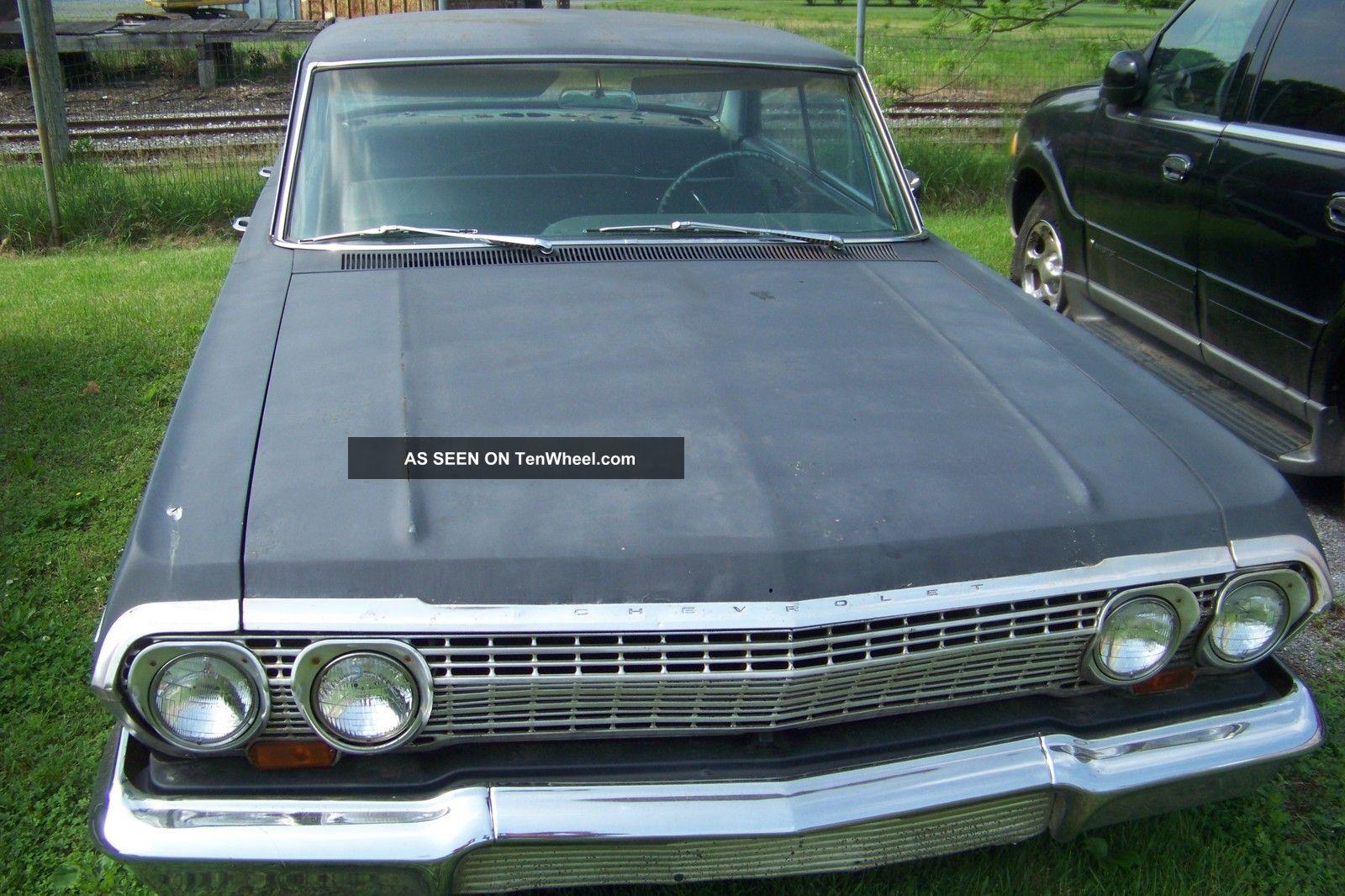 1963 Chevy Impala 4 Door Sport Sedan Impala photo