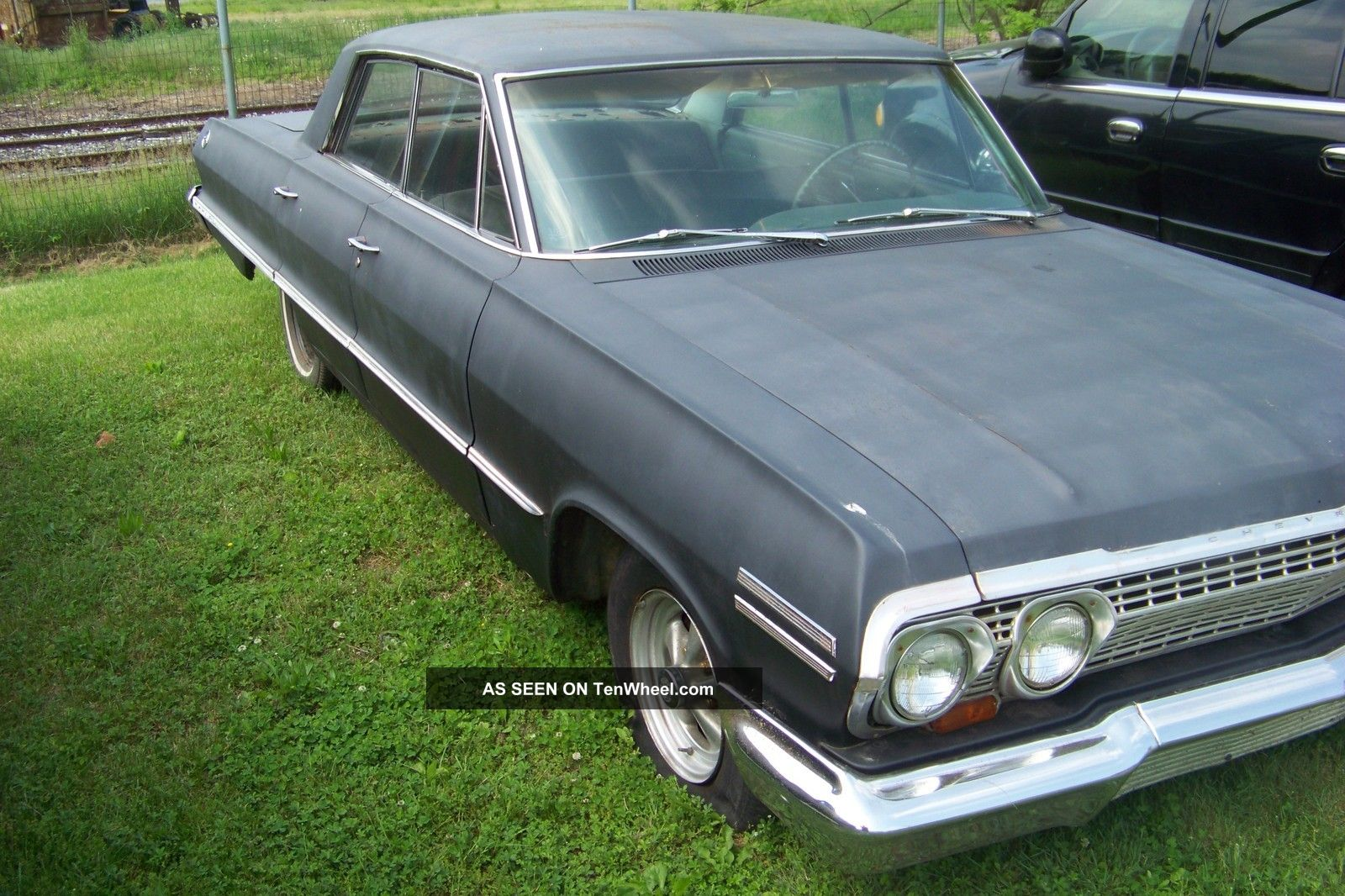 30730 1963 chevy impala 4 door sport sedan