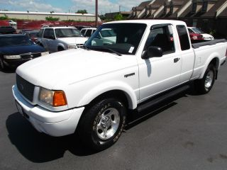 2001 Ford Ranger 4x4 Edge 4.  0 photo