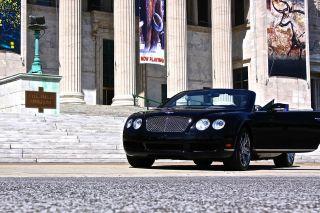 2008 Bentley Continental Gtc - Beluga With Bentley photo