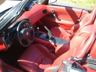 2003 Honda S2000 Turbo 400hp Convertible 2 - Door 2.  0l 6spd photo