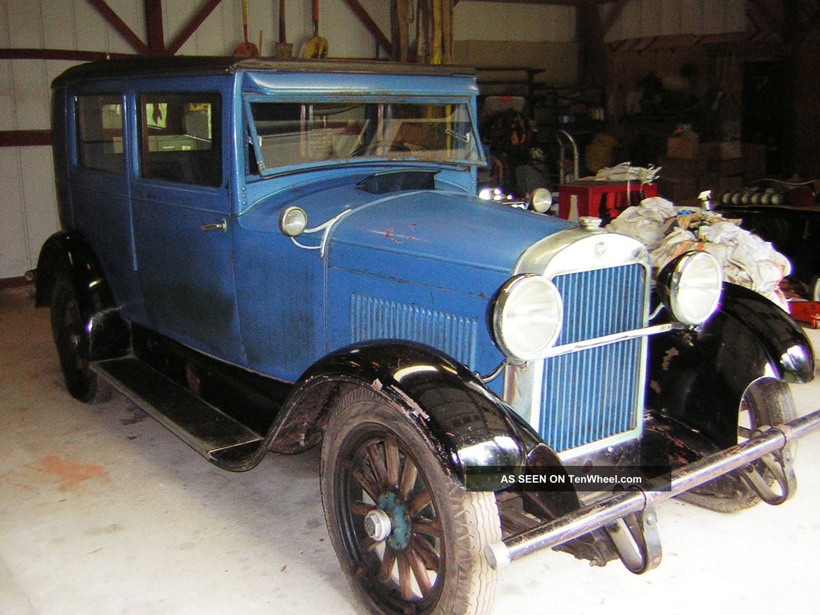 1928 Hudson Essex Six Other Makes photo