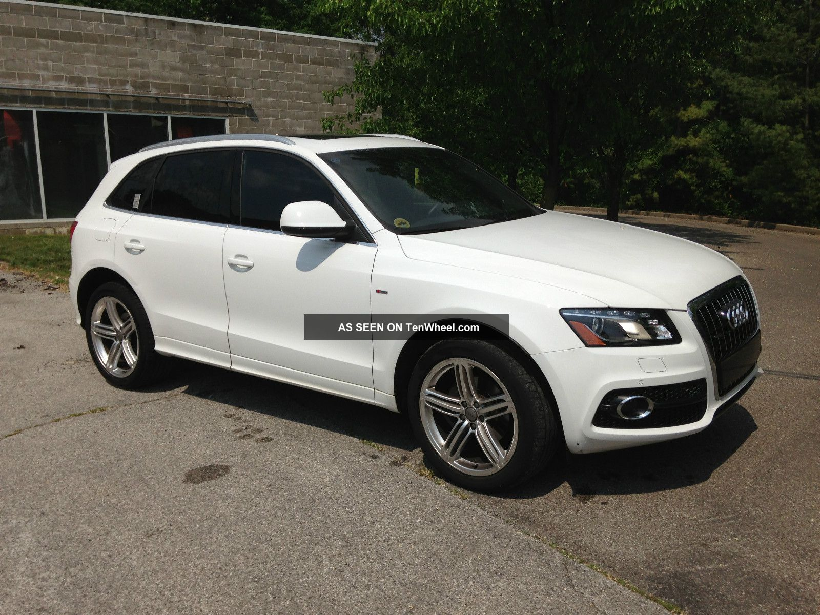 2010 Audi Q5 3 2 Premium Plus I S Performance Line I