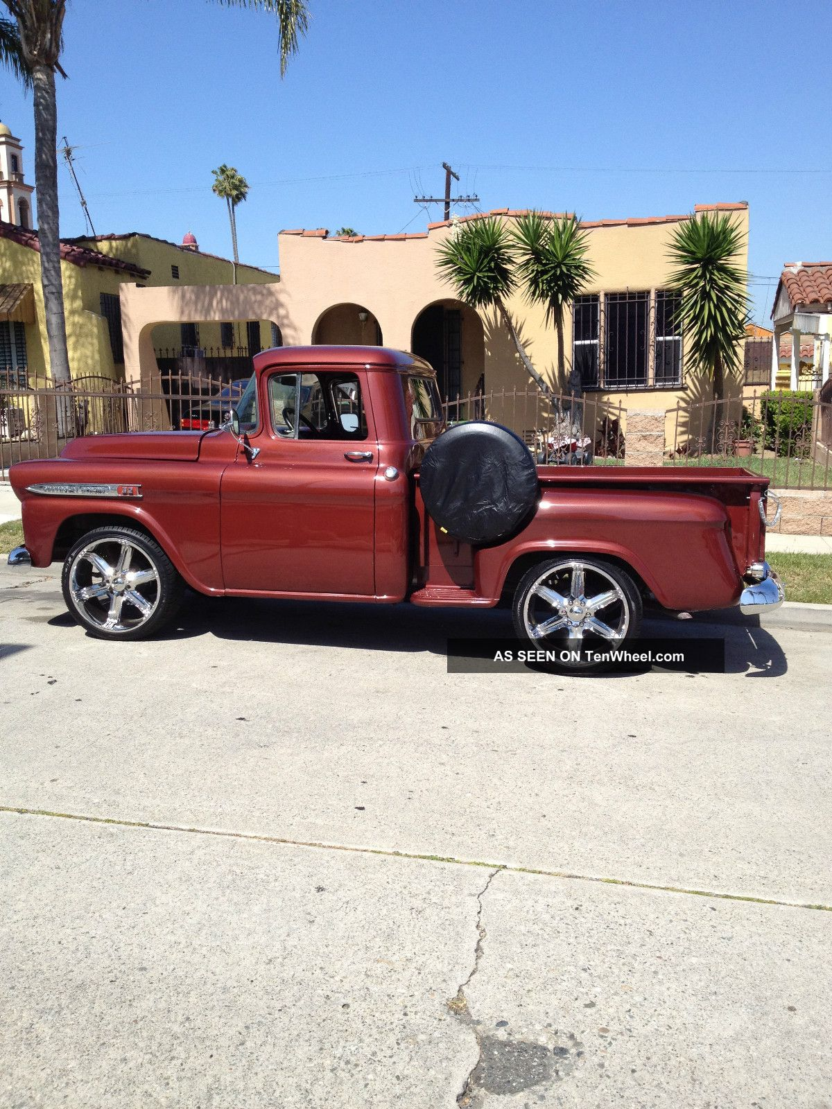 1959 Chevy Apache Truck Other Pickups photo