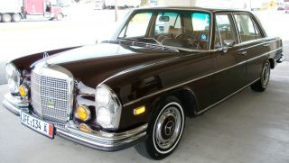 1970 Mercedes - Benz 280 Sel photo