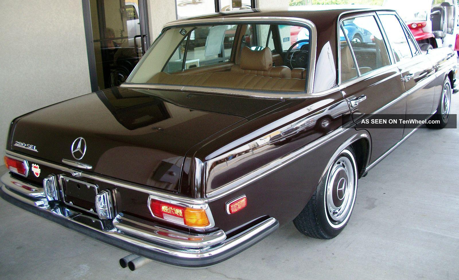 Mercedes Benz Sel Lgw