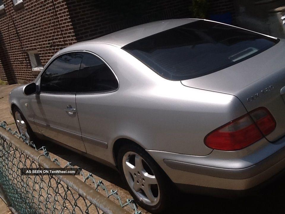 1998 mercedes benz clk320 base coupe 2 door 3 2l for 1998 mercedes benz clk 320