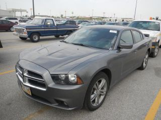 Dodge Charger 2012 - 3.  6l V6 24v Vvt - 6 - Cylinder Gas - 8 - Speed Automatic (buy) photo