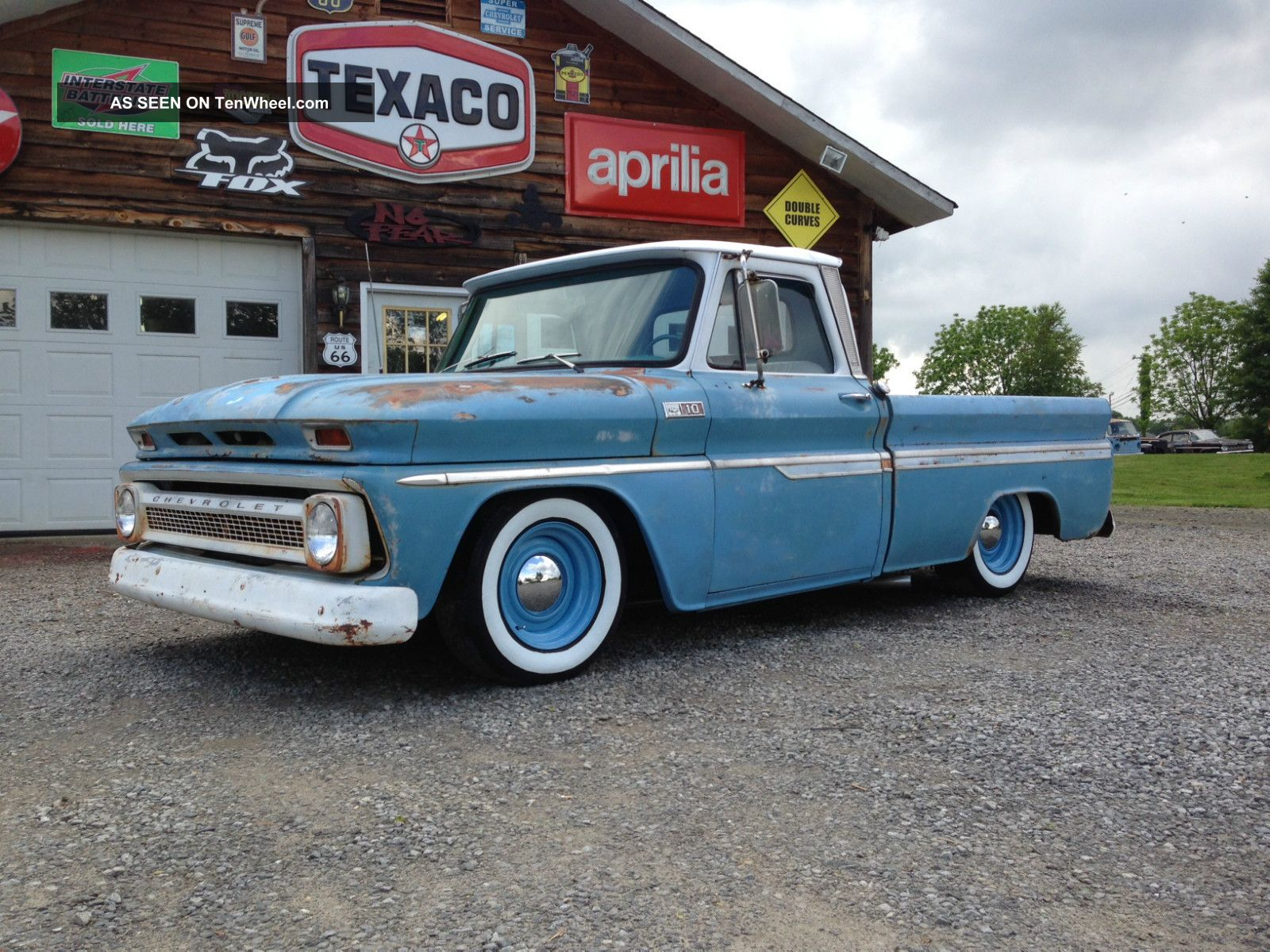 chevy truck 1965 - photo #35