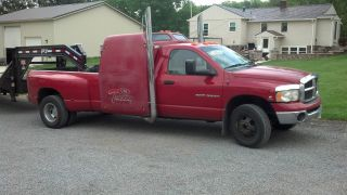 2003 Dodge Ram 3500 W / Sleeper photo