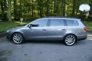 2008 Volkswagen Passat Vr6 Wagon 4 - Door 3.  6l photo