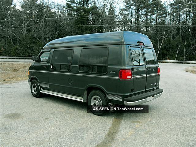 2000 dodge ram 1500 wheelchair handicap regency van. Black Bedroom Furniture Sets. Home Design Ideas