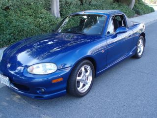 1999 Mazda Miata 10th Anniversary Convertible 2 - Door 1.  8l photo