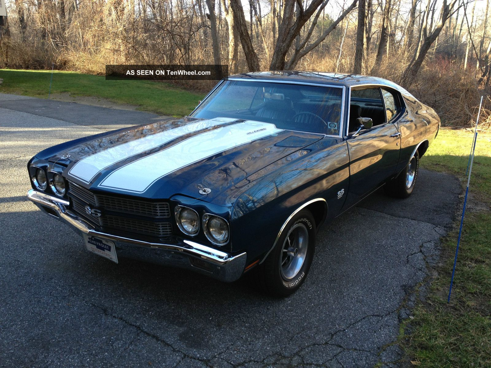 1970 Chevelle Ss 454,  Real Ss,  Non Matching Number Chevelle photo