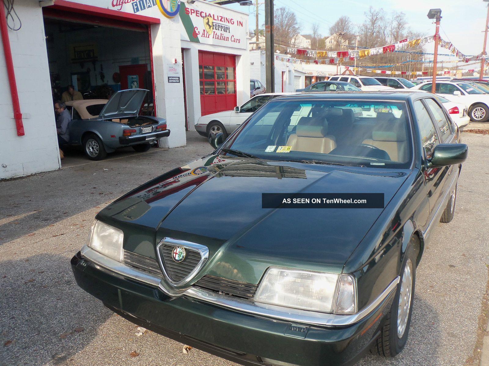 1995 Alfa Romeo 164ls - $7000 164 photo