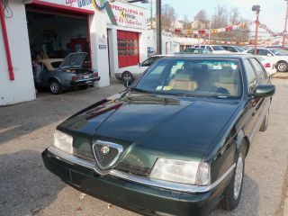1995 Alfa Romeo 164ls - $7000 photo