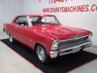 1966 Chevrolet Nova Ss photo