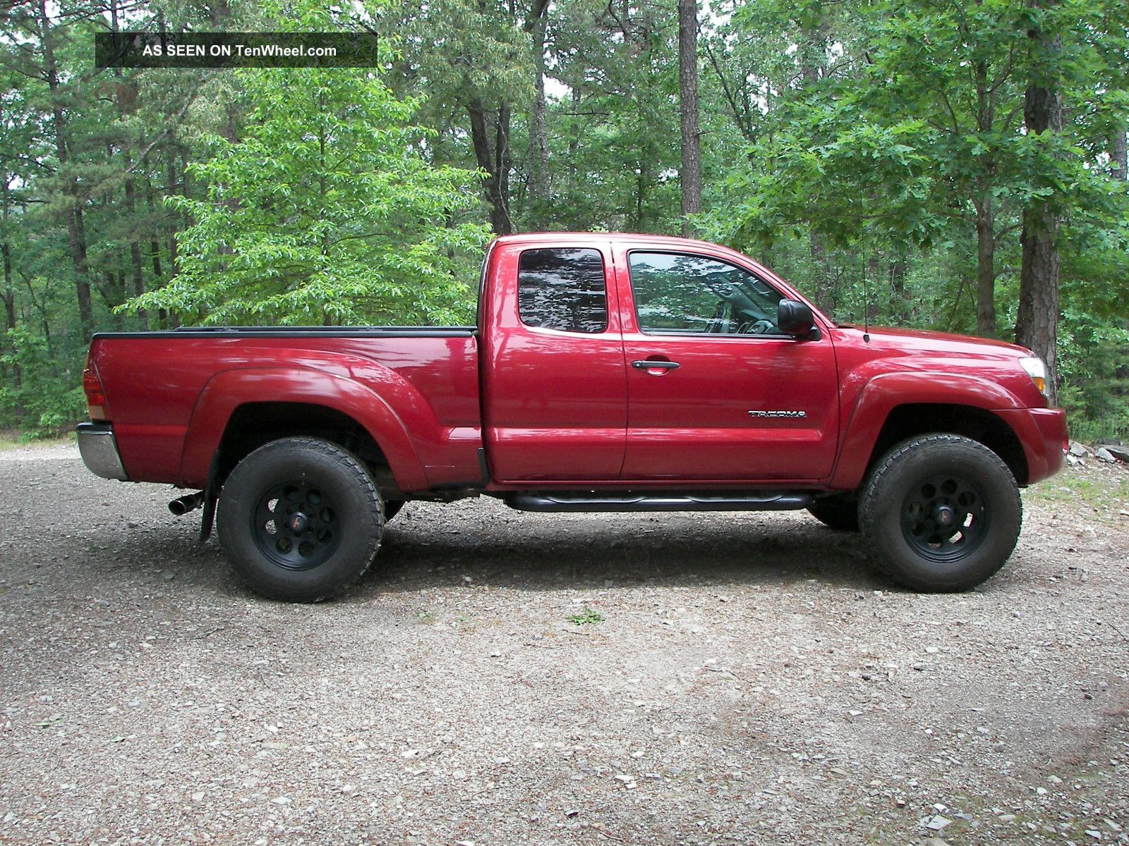 2008 toyota tacoma 4x4 extended cab pickup 4 door 4 0l. Black Bedroom Furniture Sets. Home Design Ideas