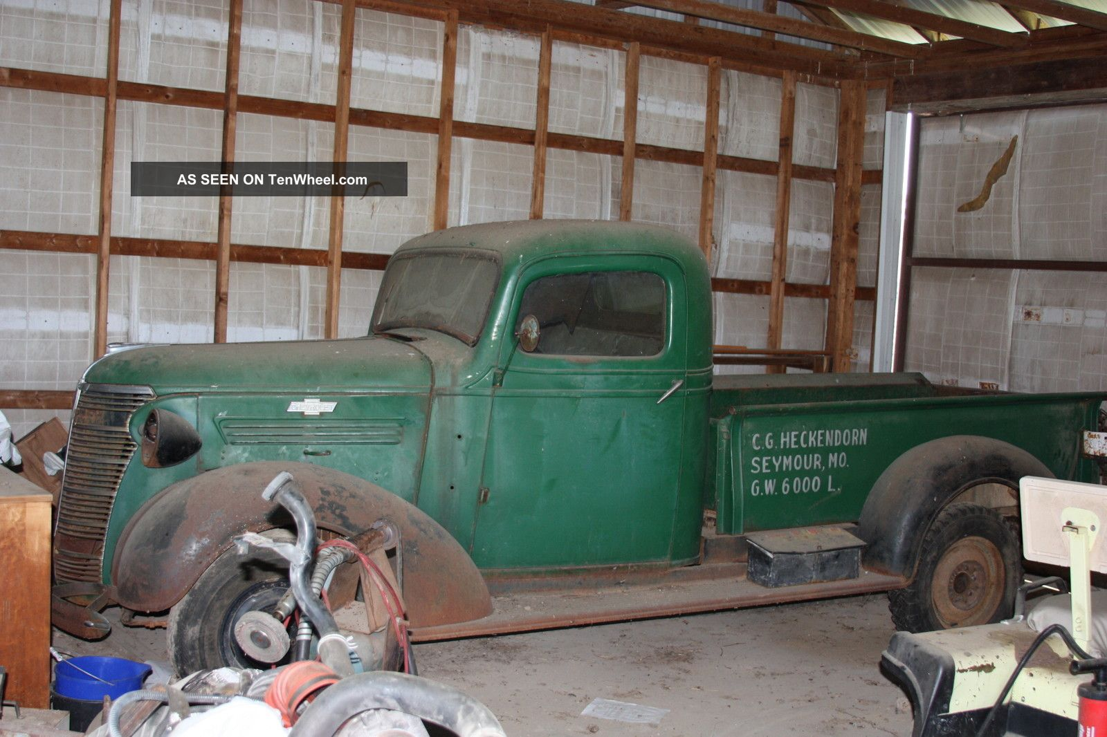 1938 Chevy 1 / 2 Ton Pickup Truck Other Pickups photo